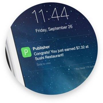 customer notification