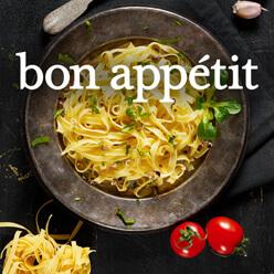 bon appetit advertising