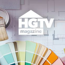 hgtv magazine advertising