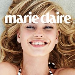 marie claire advertising