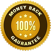money back badge