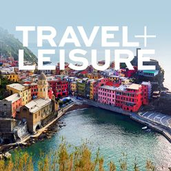 travel and leisure advertising