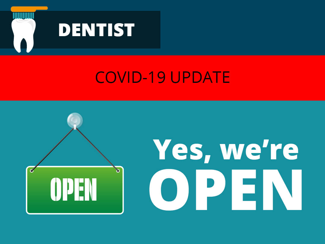 dental practice open gmb image